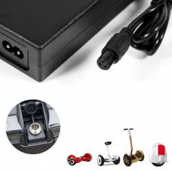 Carregador para Evo Motion E-balance scooter 65cbtal + cabo
