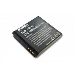 Bateria de Substituição para Máquina Fotográfica Canon NB-6L