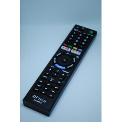 Comando Universal para TV SONY smart tv led uhd 43x80j