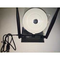 Antena Omnidirecional Wireless USB