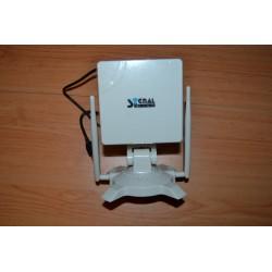 Antena Omni Wireless USB WiFi - até 3800 mt Internet Grátis