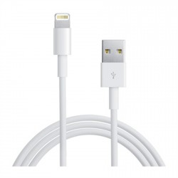 Cabo de dados e carregamento USB para Ipod 5ª/ 6ª e 7ª Geração