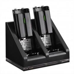 Carregador c/ 2 Baterias para Comandos Wii