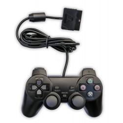 Comando para Playstation 2 - PS2 - c/ fio