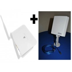 Antena Wireless de Exterior 6.000 Metros