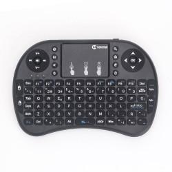 Mini Teclado QWERTY Wireless c/ rato