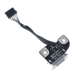 Power Jack p/ Macbook A1286/ A1278/ 1297 ref.ª 820-2565-A
