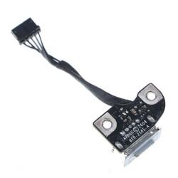 Power Jack p/ Macbook A1286/ A1278/ 1297 ref.ª 820-2565-A