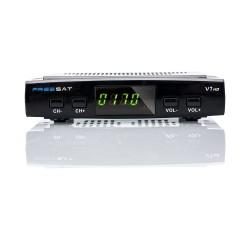 FreeSat V7HD Receptor de Satélite DVB-S2 + Antena USB WIFI (wireless)