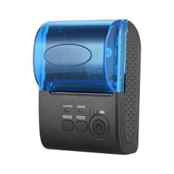 POS Mini Impressora Térmica Bluetooth para papel térmico de 58mm de largura