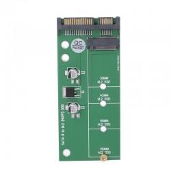 "Conversor/ Adaptador de Discos M.2 SSD para 2.5"" SATA 3"