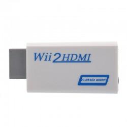 Adaptador HDMI para a Nintendo Wii