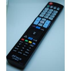 Comando Universal para TV 6710V00077S/T/VIZ