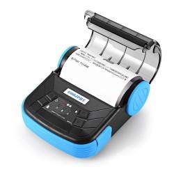 POS Mini Impressora Térmica Bluetooth para papel térmico de 80mm de largura