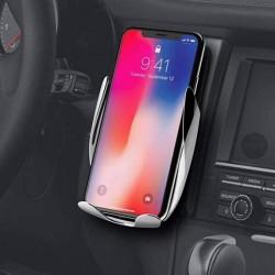 Suporte para Carregador Telemóvel Wireless para Carro