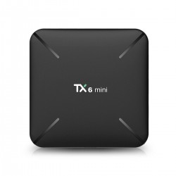 Tanix TX6 Mini Box Android 9.0 - SmartTV Box 4K- 2G/ 16G Penta-Core