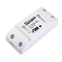Sonoff Interruptor BASICR2 Wi-Fi DIY Smart Switch