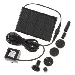 Bomba de Água a Energia Solar